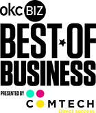 Smart Image System - OKC Biz Best of Business Award Presented by Comtech