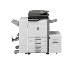 Smart Image Systems - Sharp Full-Color Ledger-Size Workgroup Document System