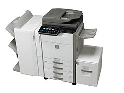 Smart Image Systems - Sharp Advanced Series Monochrome Document System