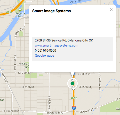 Smart Image Systems Google Maps Directions